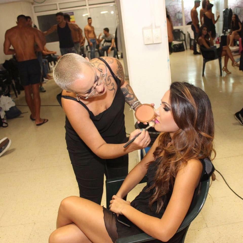 Maquillaje profesional en Santa Lucia de Tirajana