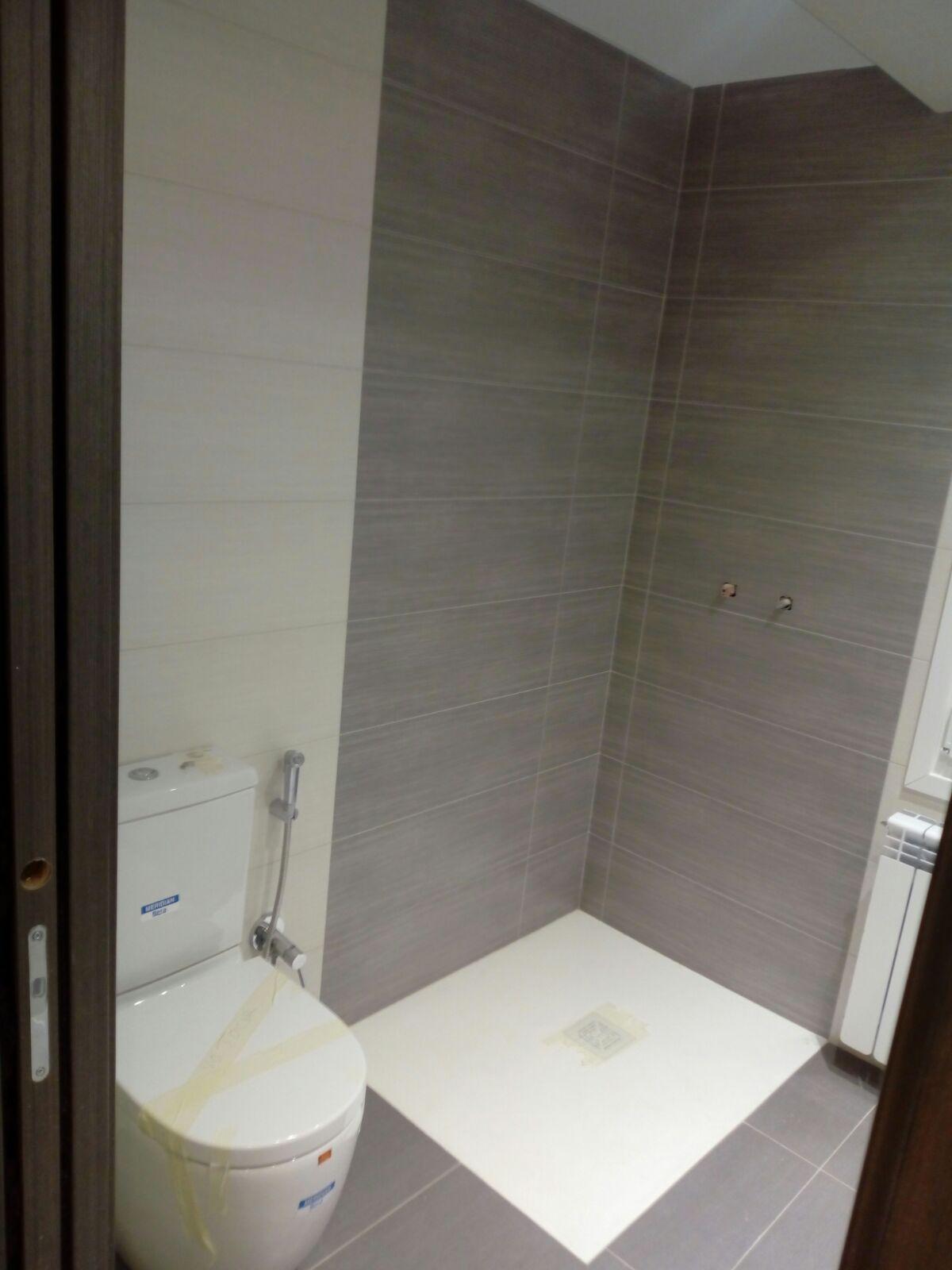 Reformar un baño completo