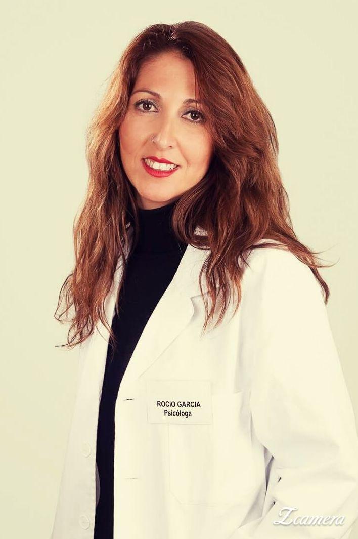 Rocío García Segura, Psicóloga