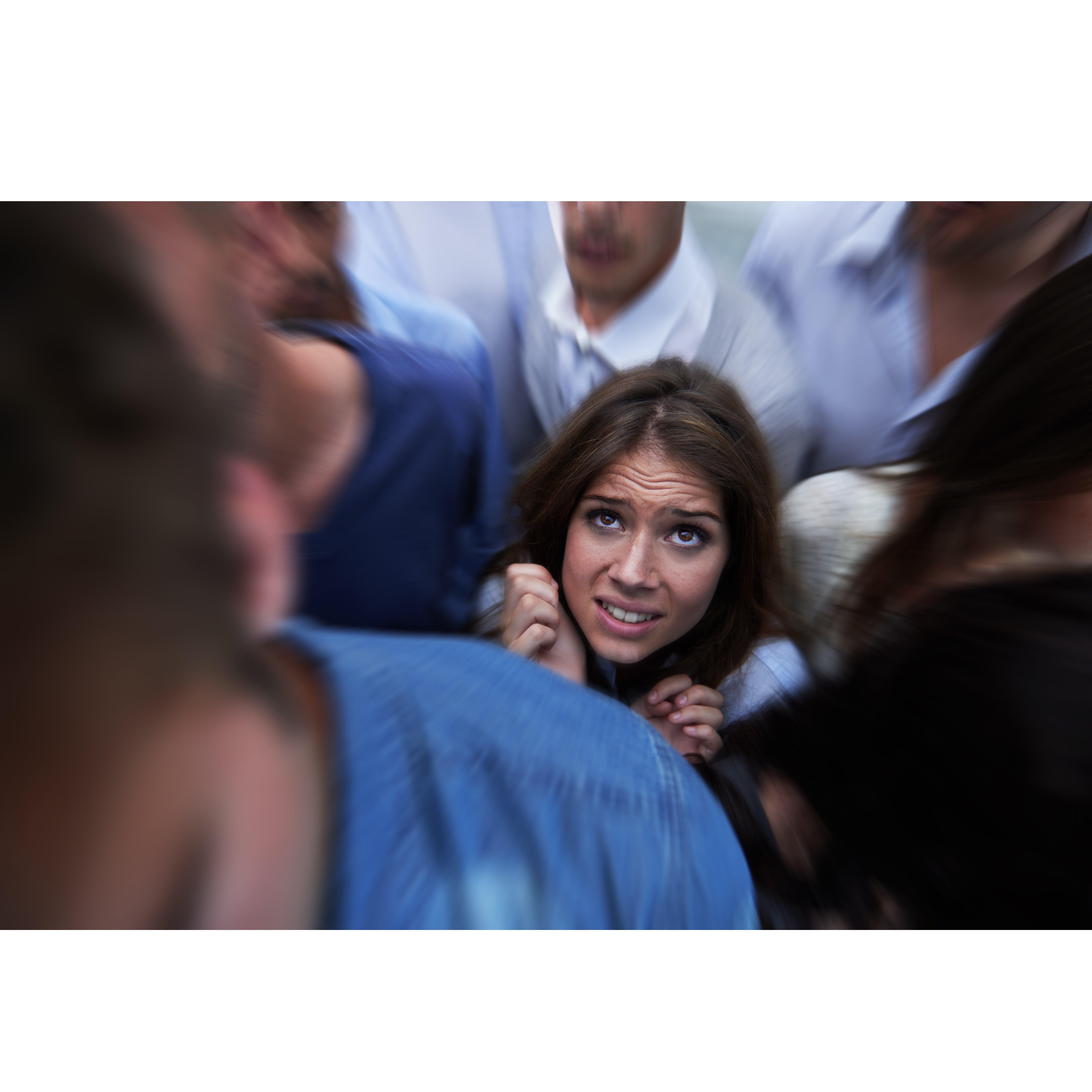 Trastornos de ansiedad : Servicios de Psicóloga Rocío García