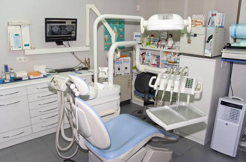 Interior de nuestra clínica dental