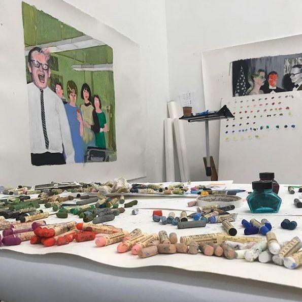 Material bellas artes en Gijón