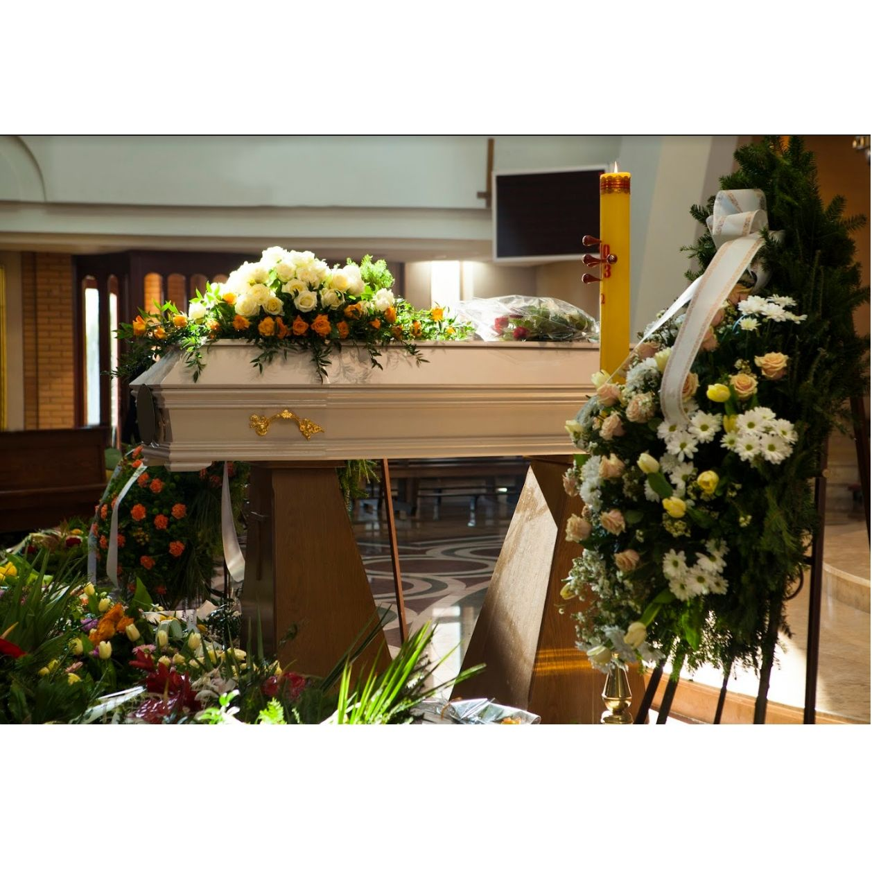 Capilla: Servicios de Funeraria Arrate