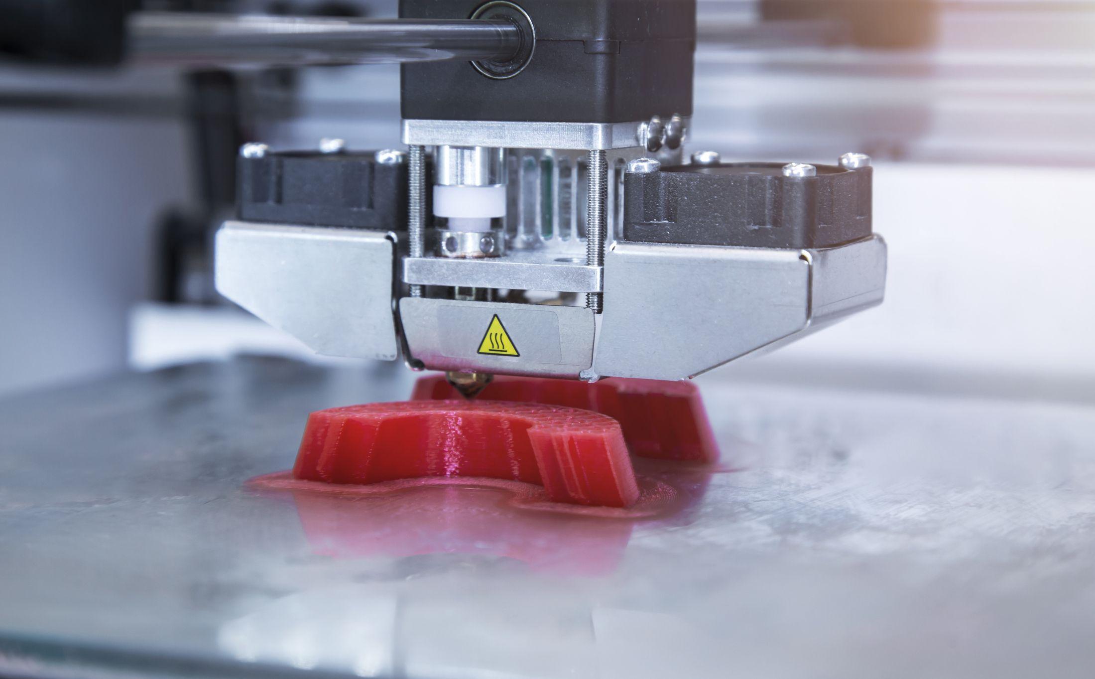Creación de prototipos en 3D