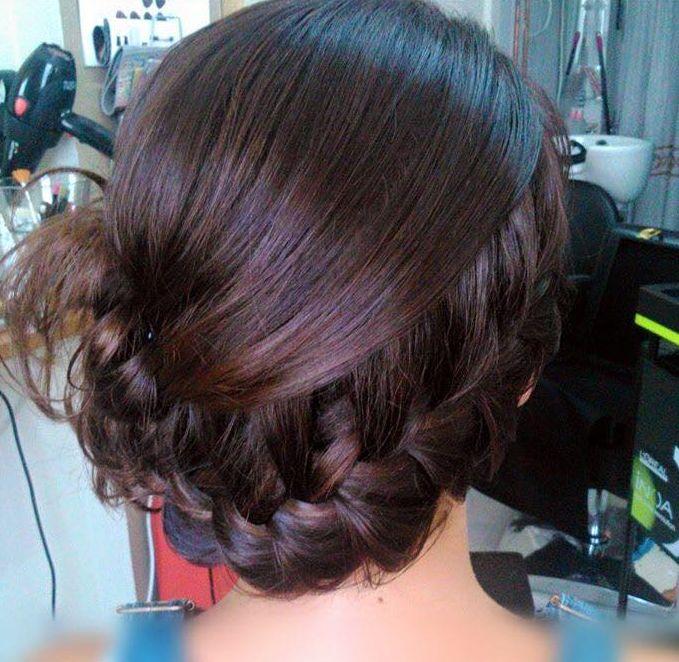 Peinados y recogidos: Servicios de Anju Peluqueros