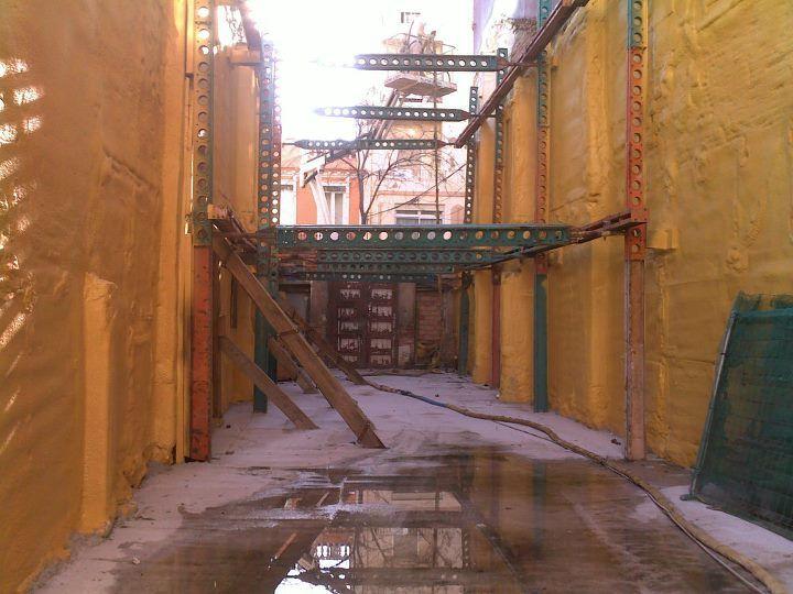 Aislamiento y acondicionamiento acústico: Servicios de Grup Soltecons SL