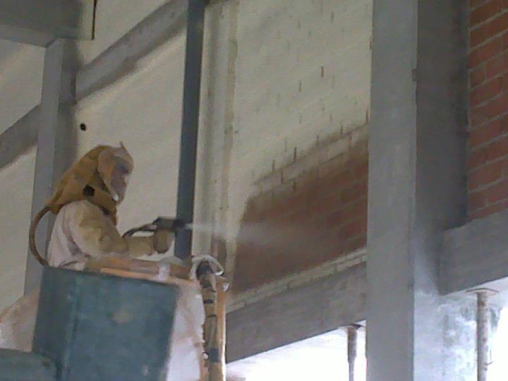Limpieza con chorro de arena: Servicios de Grup Soltecons SL