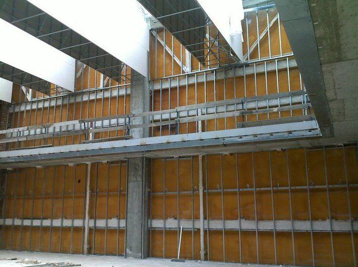 Aislamiento térmico de edificio