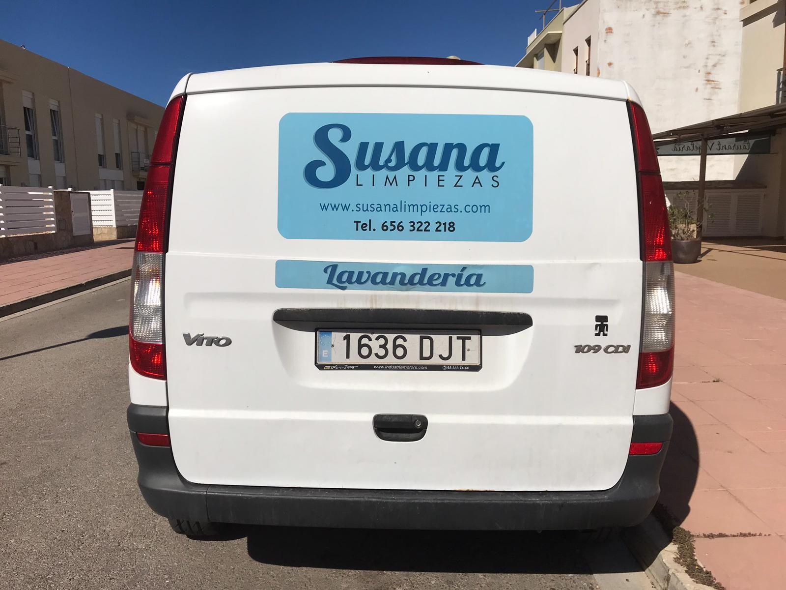 Foto 2 de Limpiezas en  | Susana Limpiezas y Lavandería