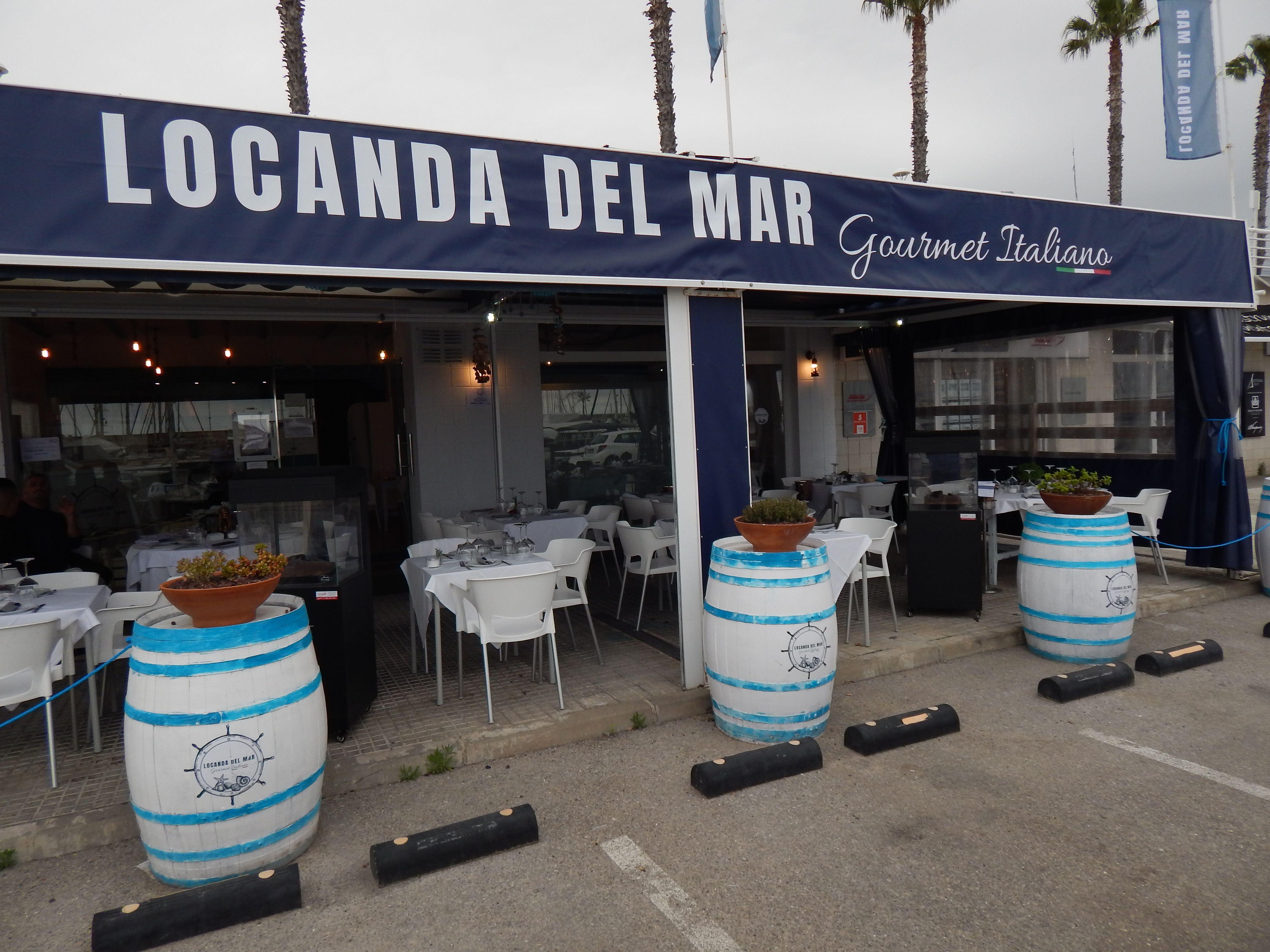 Restaurant for groups in Sant Andreu de Llavaneres
