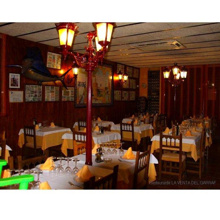 Menús: Carta de Restaurante La Venta del Garraf