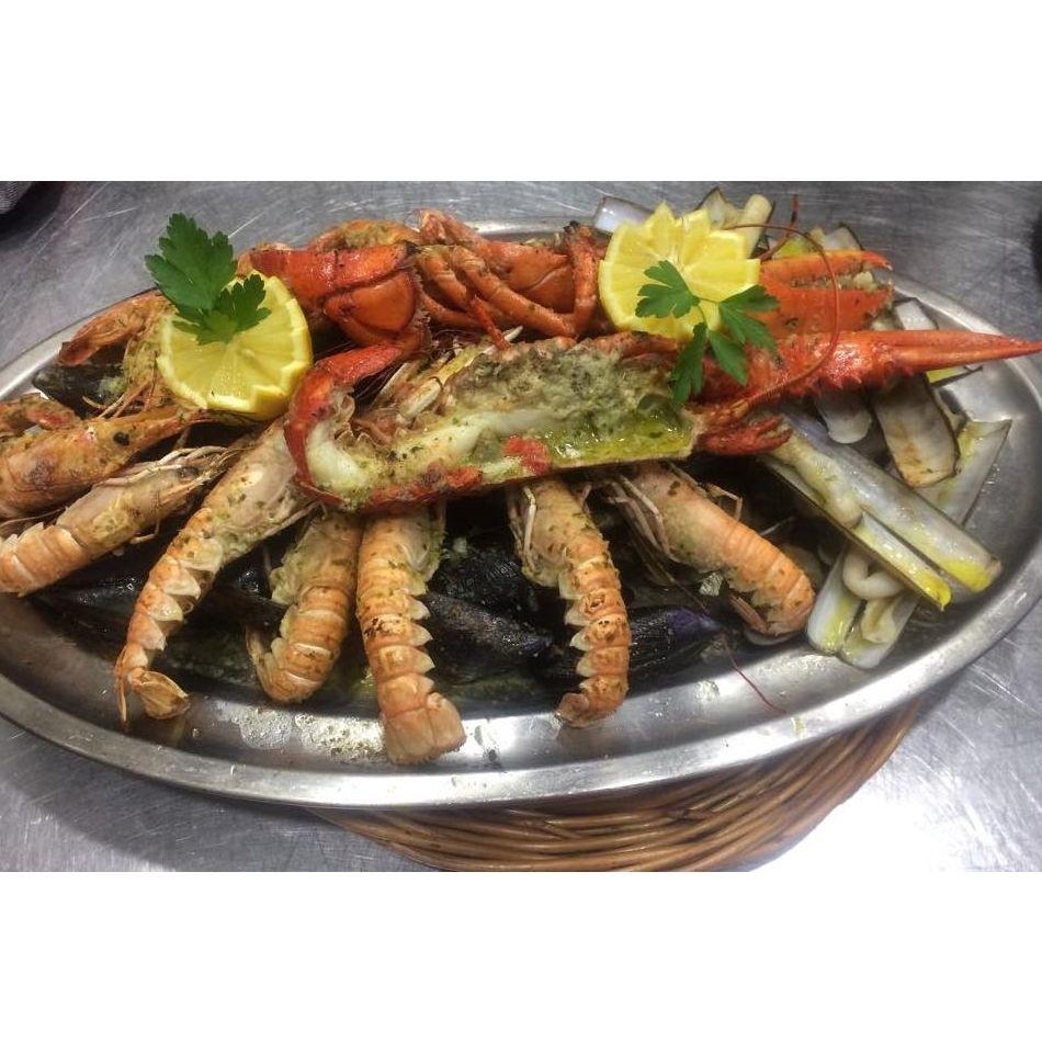 Pescados y mariscos: Carta de Restaurante La Venta del Garraf