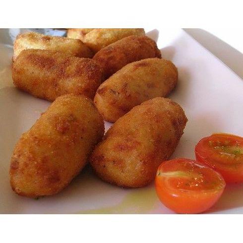 Tapas pica - pica: Carta de Restaurante La Venta del Garraf