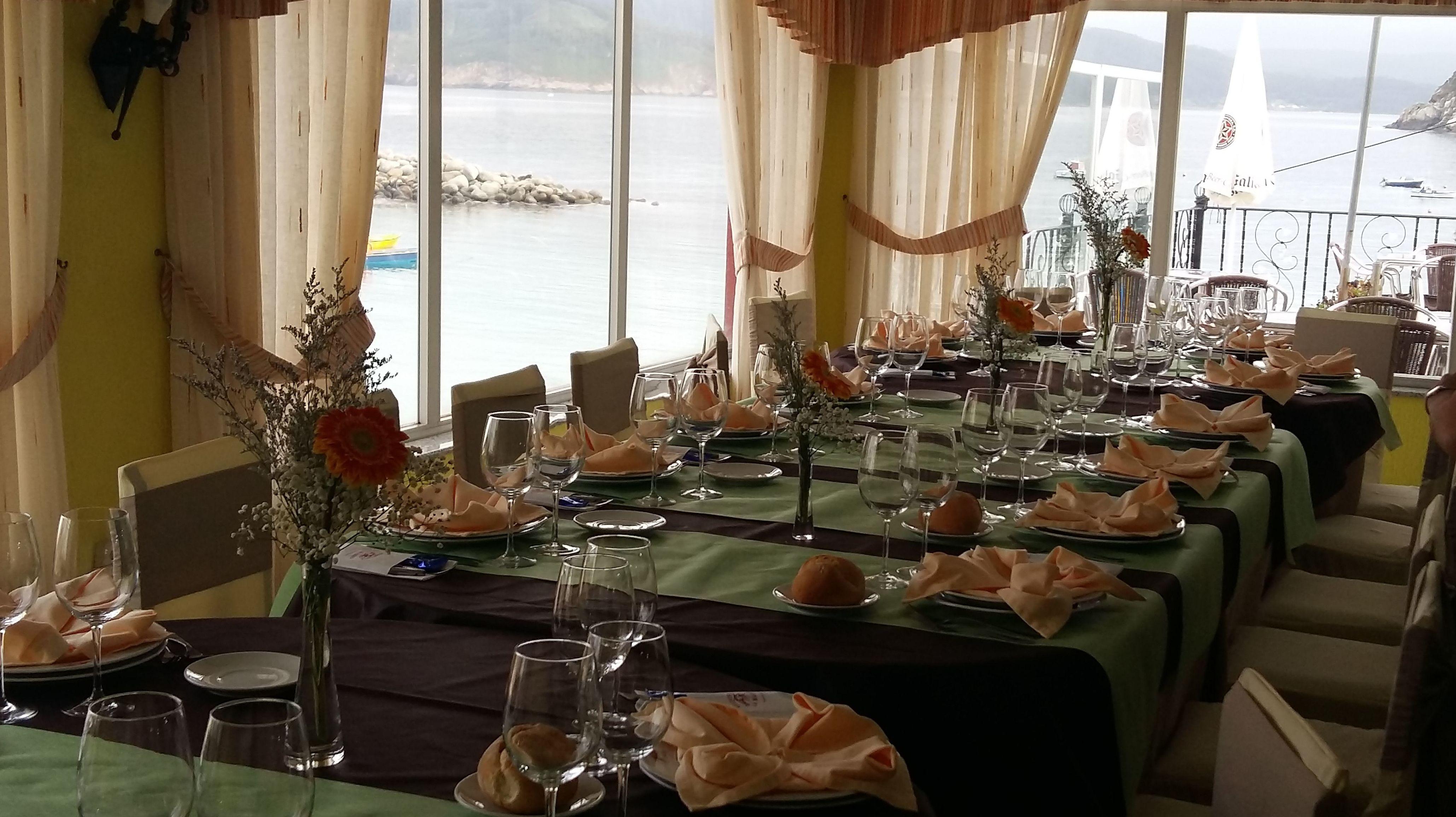 Foto 14 de Restaurante en O Porto de Bares | Restaurante La Marina