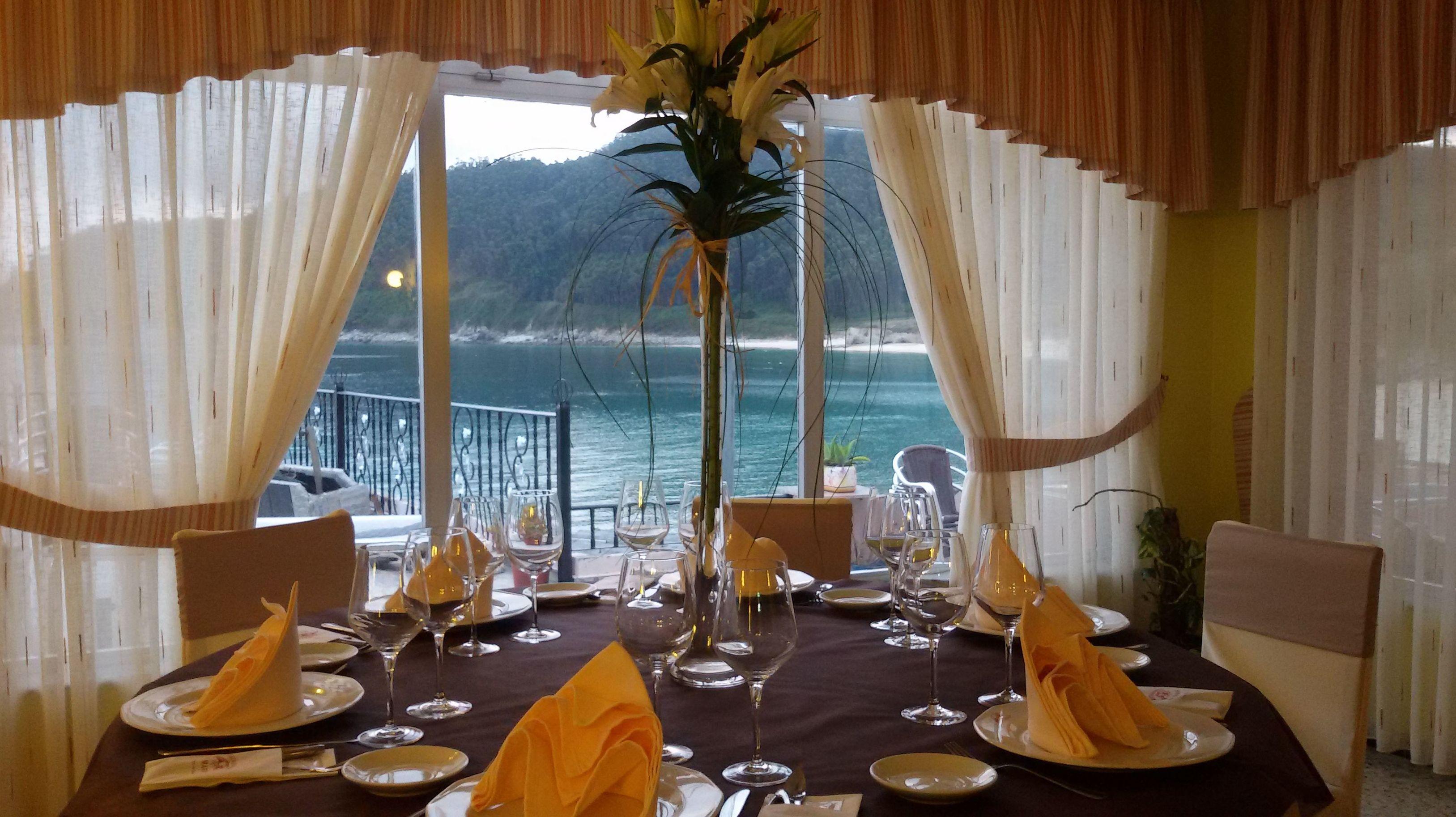 Foto 13 de Restaurante en O Porto de Bares | Restaurante La Marina