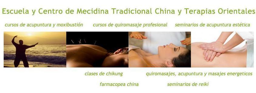Escuela y centro de medicina tradicional china y terapias orientales en Málaga