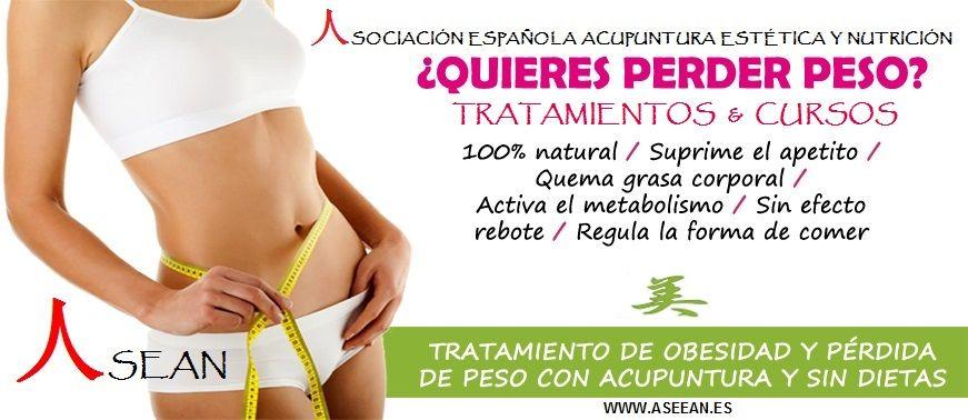 Tratamiento de la obesidad con acupuntura en Málaga