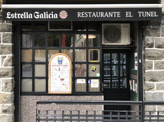 Foto 1 de Cocina vasca en Llodio | Bar Restaurante El Túnel