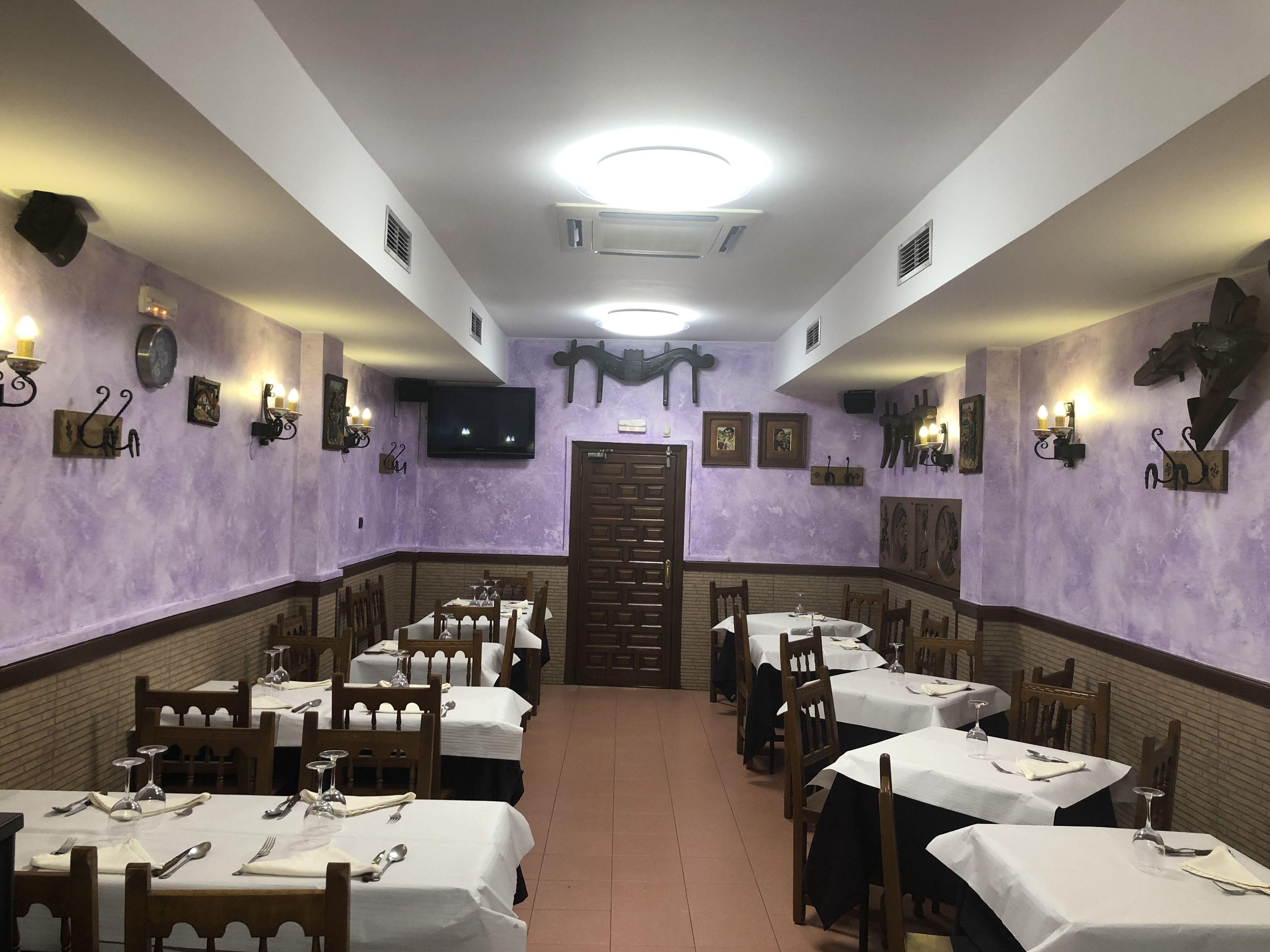 Foto 2 de Cocina vasca en Llodio | Bar Restaurante El Túnel
