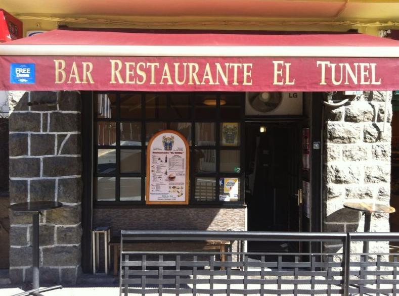 Foto 3 de Cocina vasca en Llodio | Bar Restaurante El Túnel