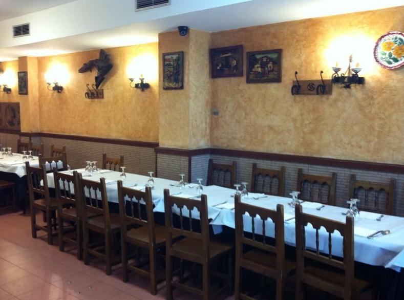 Foto 6 de Cocina vasca en Llodio | Bar Restaurante El Túnel