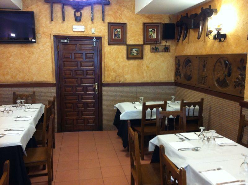 Foto 4 de Cocina vasca en Llodio | Bar Restaurante El Túnel