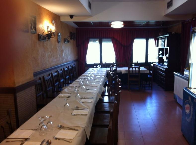 Foto 7 de Cocina vasca en Llodio | Bar Restaurante El Túnel