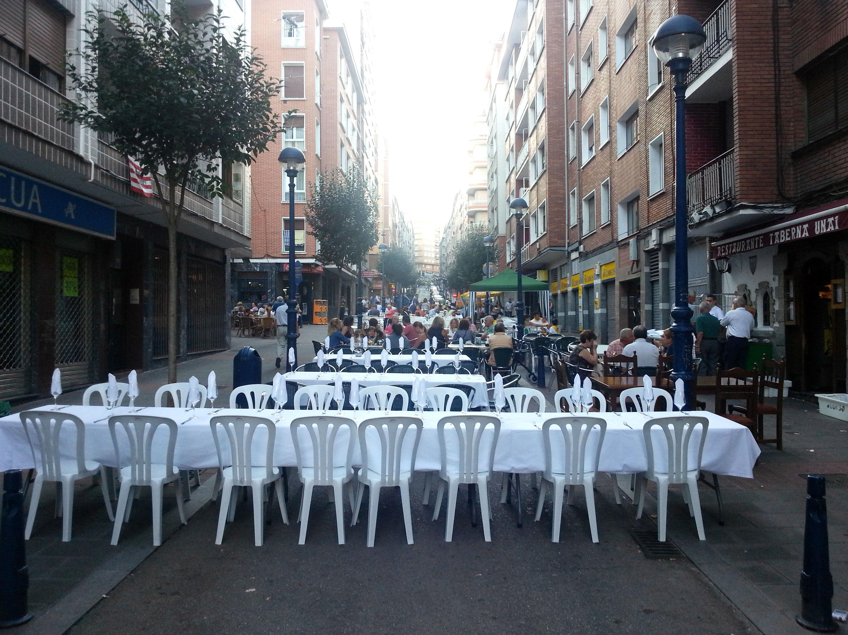 Restaurantes céntricos en Portugalete