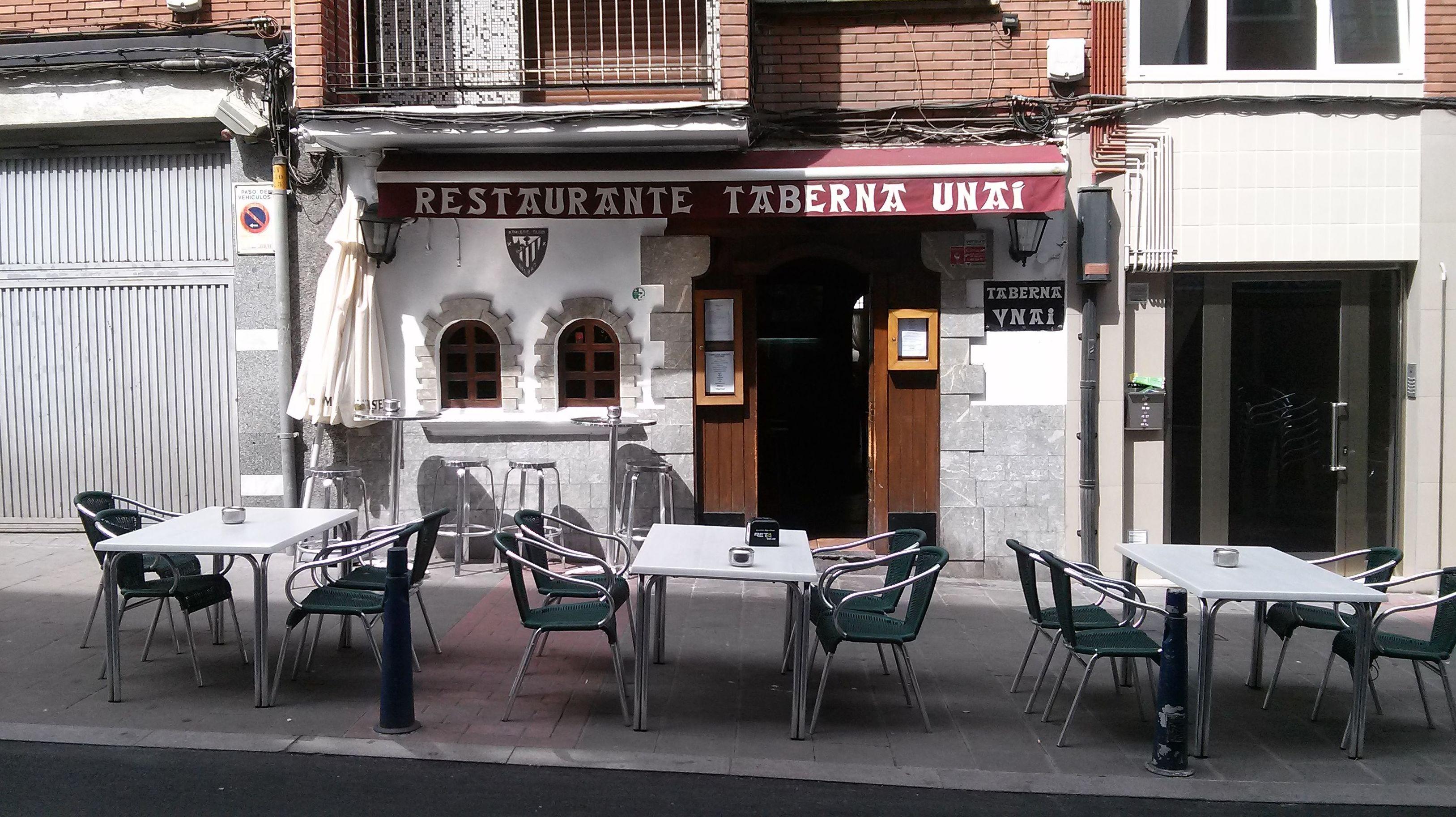 Restaurante con menú del día en Portugalete