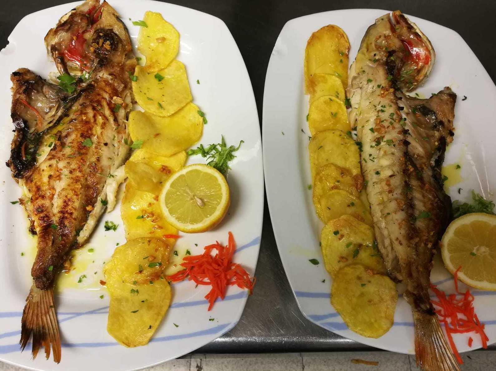 Menú del día en Portugalete