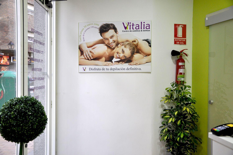 Tratamientos de belleza facial en Ávila