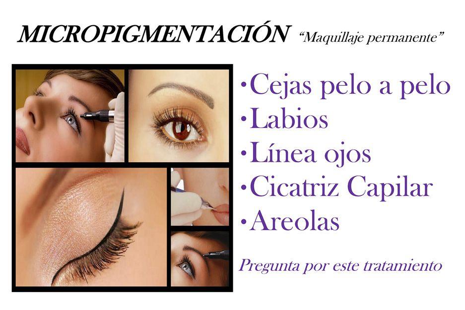 Micropigmentación en Ávila