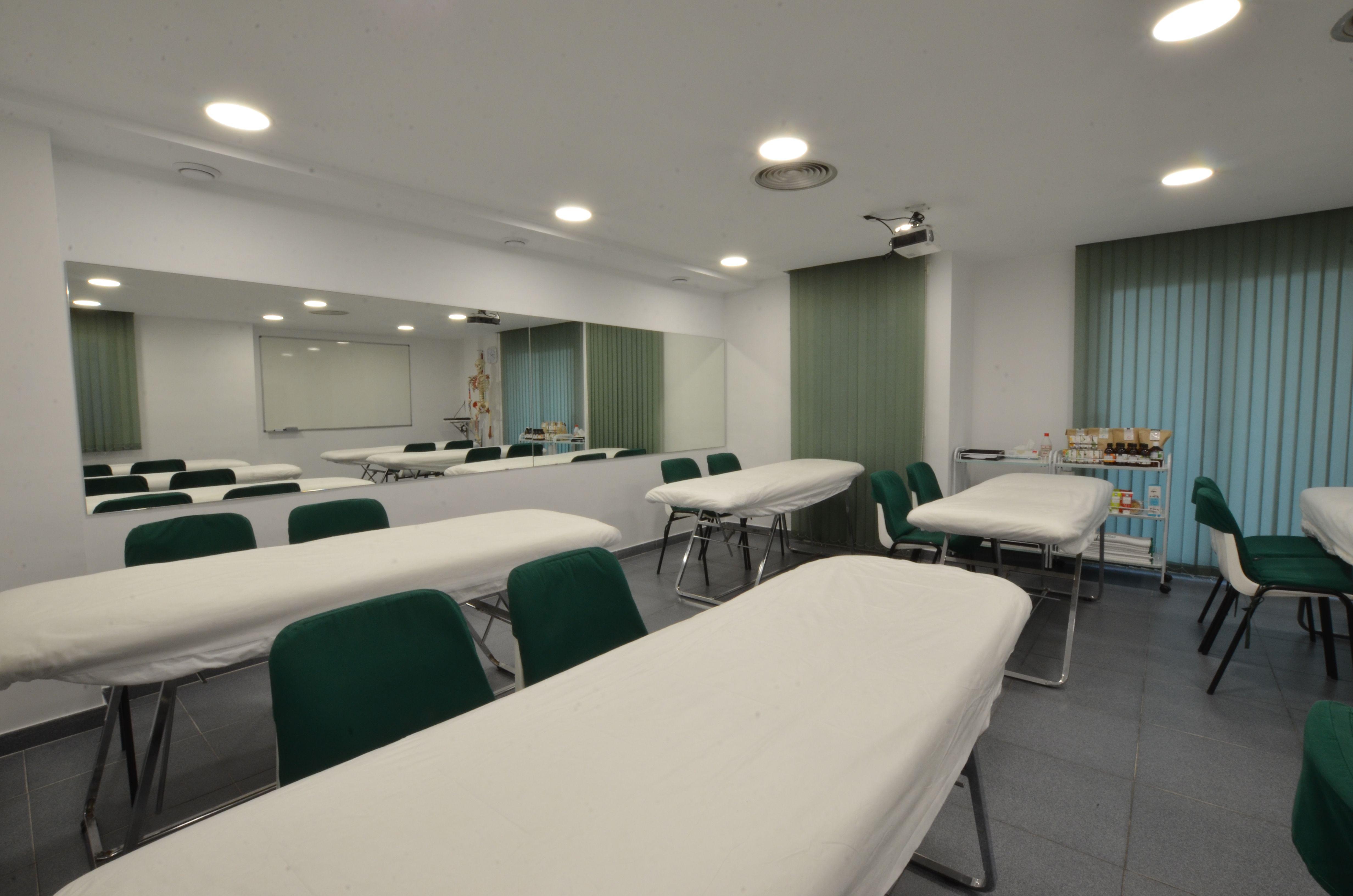 Sala de cursos Fusellas