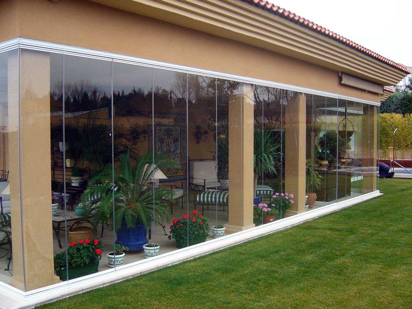 Cortinas de cristal en Santander