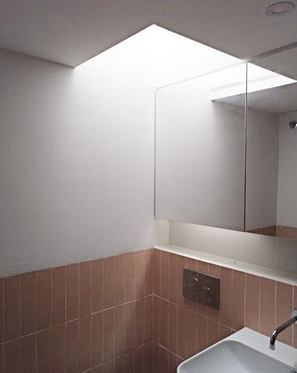 Baño reforma Muntaner