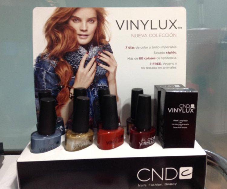 Esmaltes de uñas de Vinylux