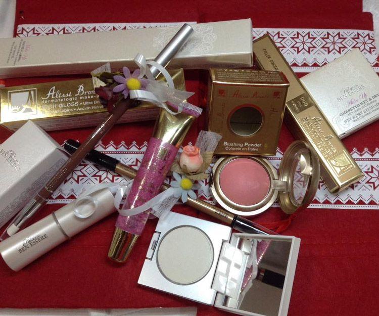 Salón de belleza con los mejores cosméticos del mercado