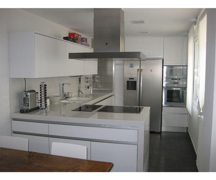 Muebles para grandes cocinas