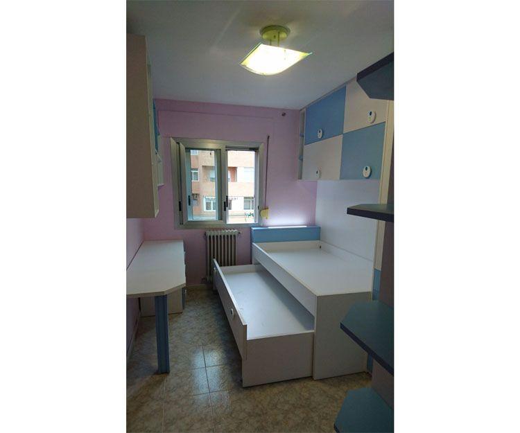 Muebles para dormitorio de niño