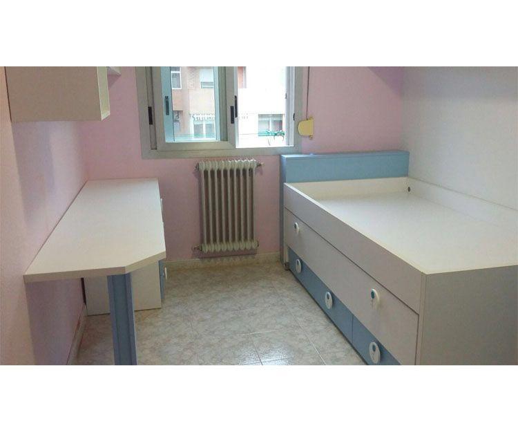 Muebles para dormitorio juvenil