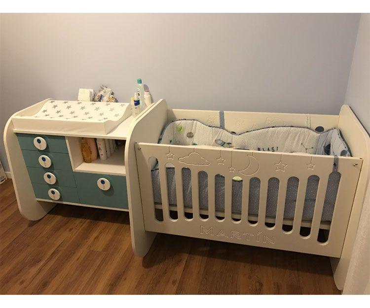 Muebles para habitación de bebé