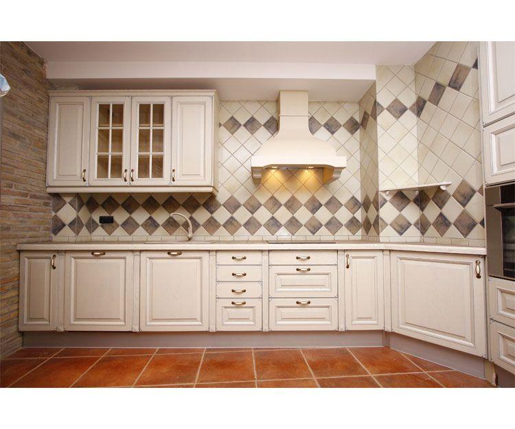 Muebles de cocina rústicos