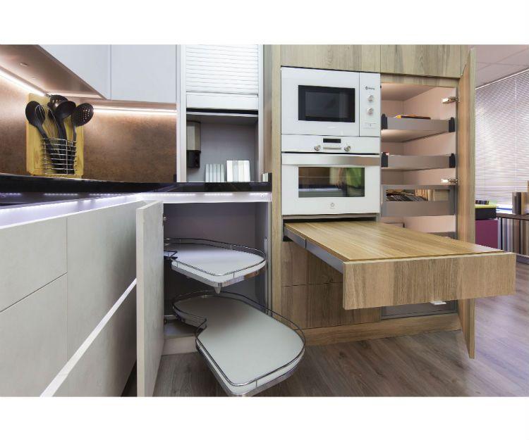 Diseño de cocinas a medida en Zaragoza