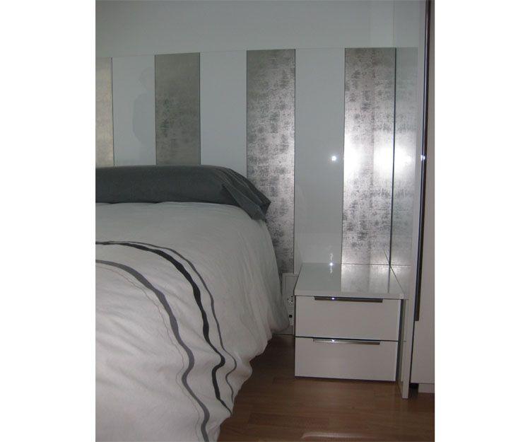 Muebles de diseño para habitación principal