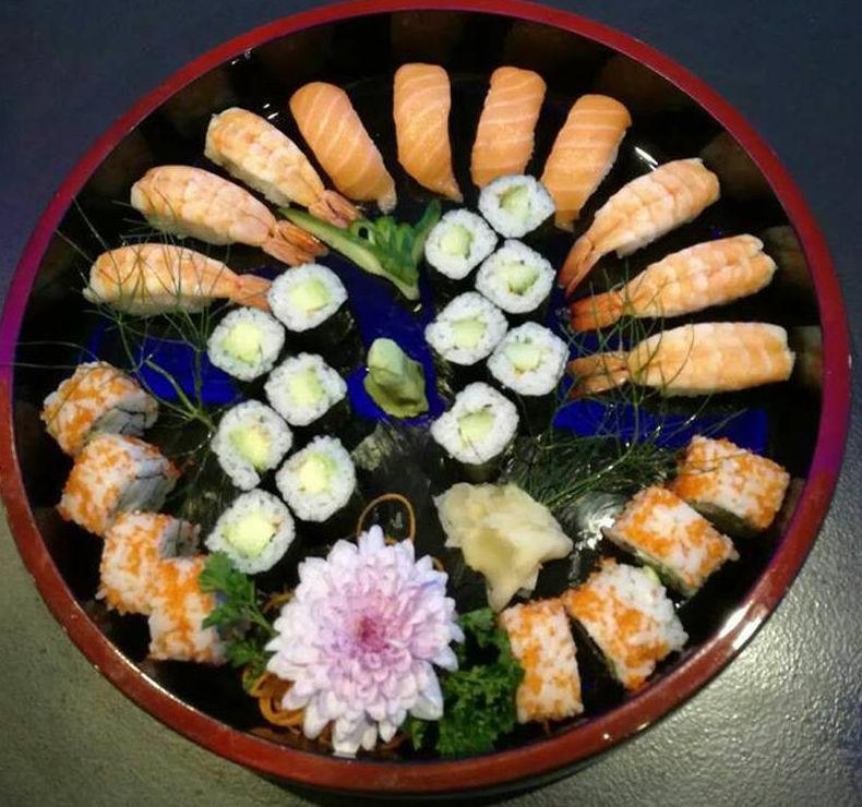 Deliciosa comida japonesa en Fuengirola
