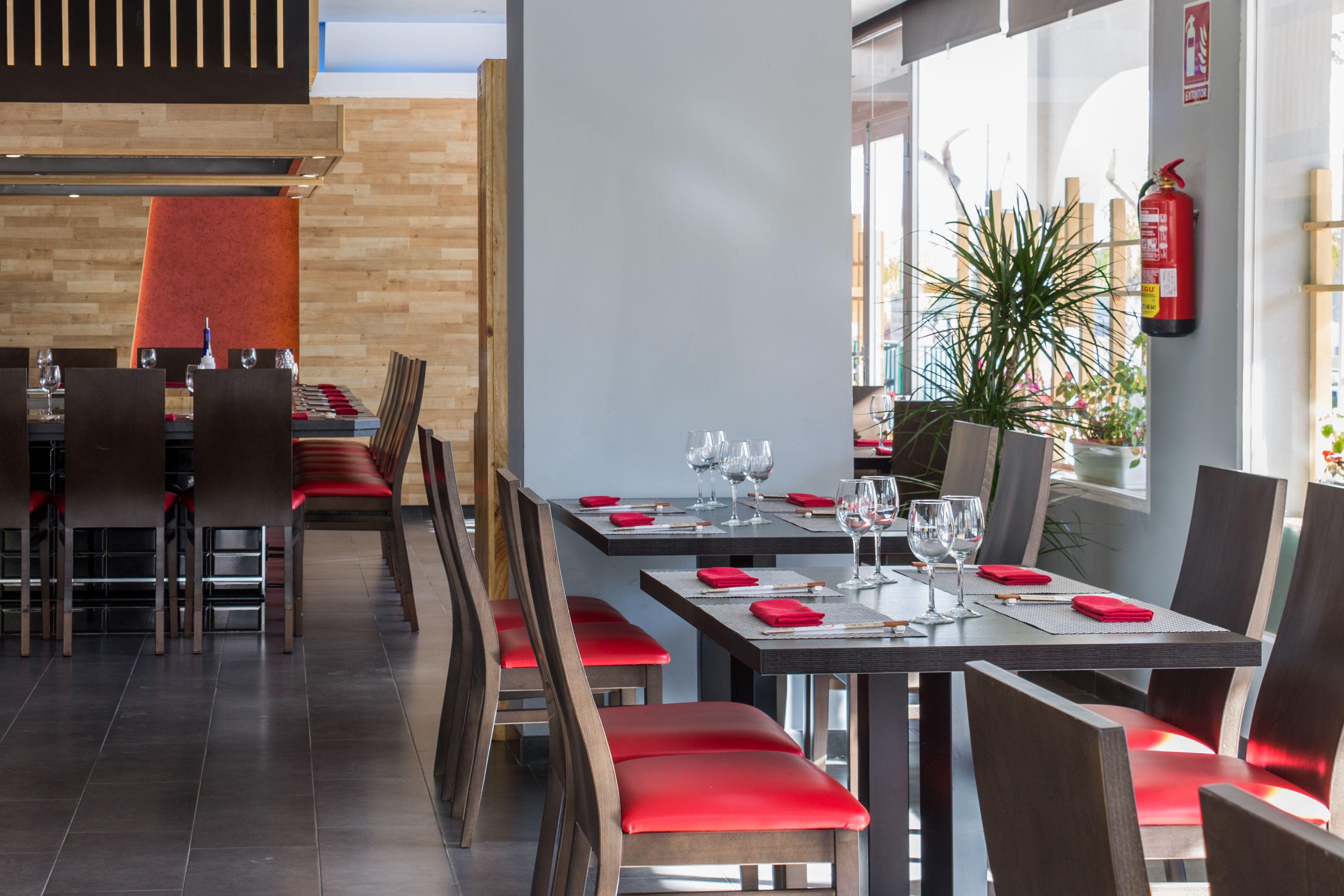 Foto 8 de Cocina japonesa en Fuengirola | Restaurante Teppanyaki Kazuki