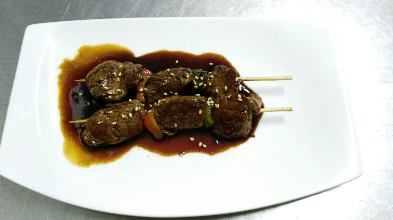 Foto 7 de Cocina japonesa en Fuengirola | Restaurante Teppanyaki Kazuki