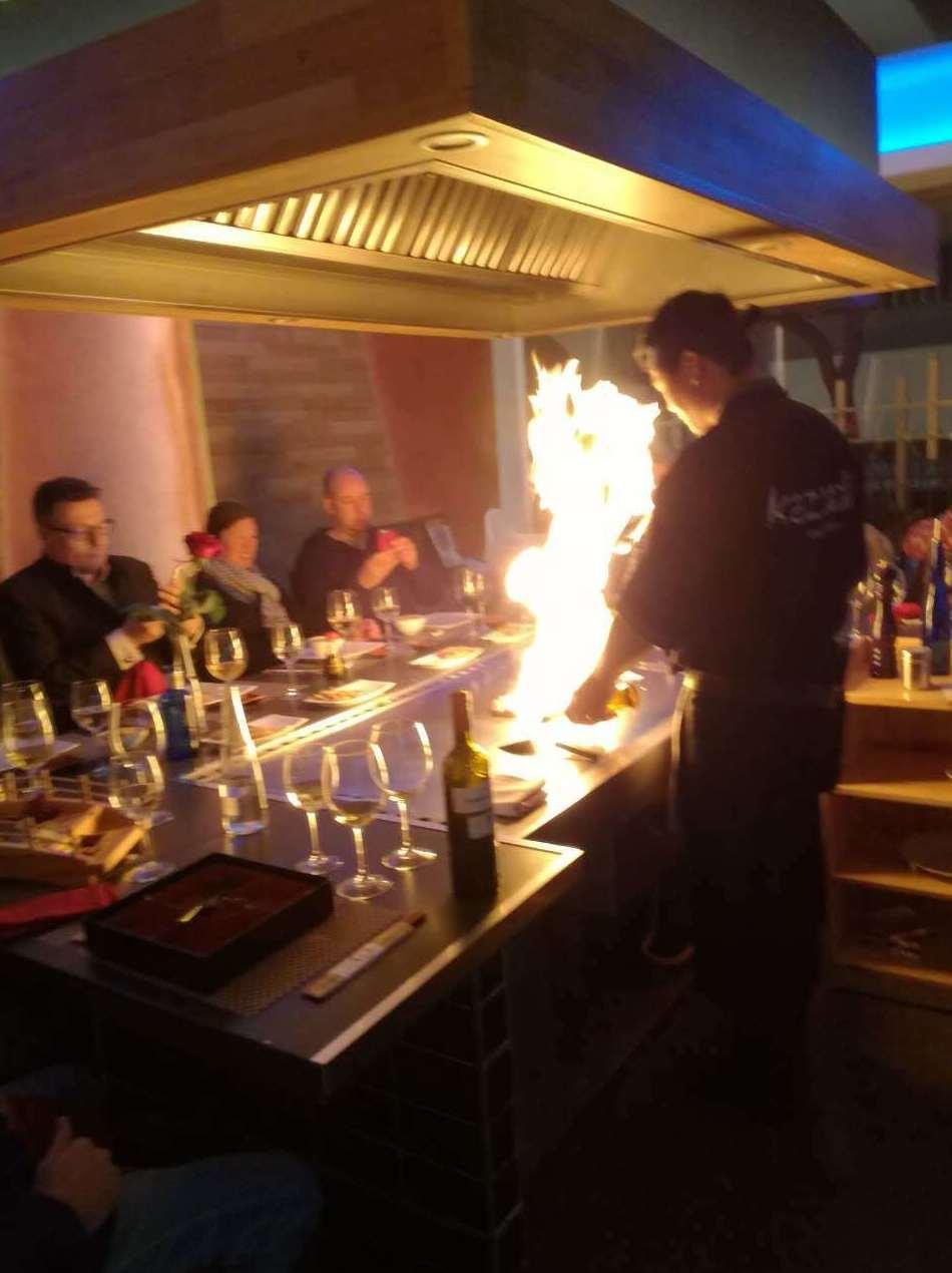 Foto 22 de Cocina japonesa en Fuengirola | Restaurante Teppanyaki Kazuki