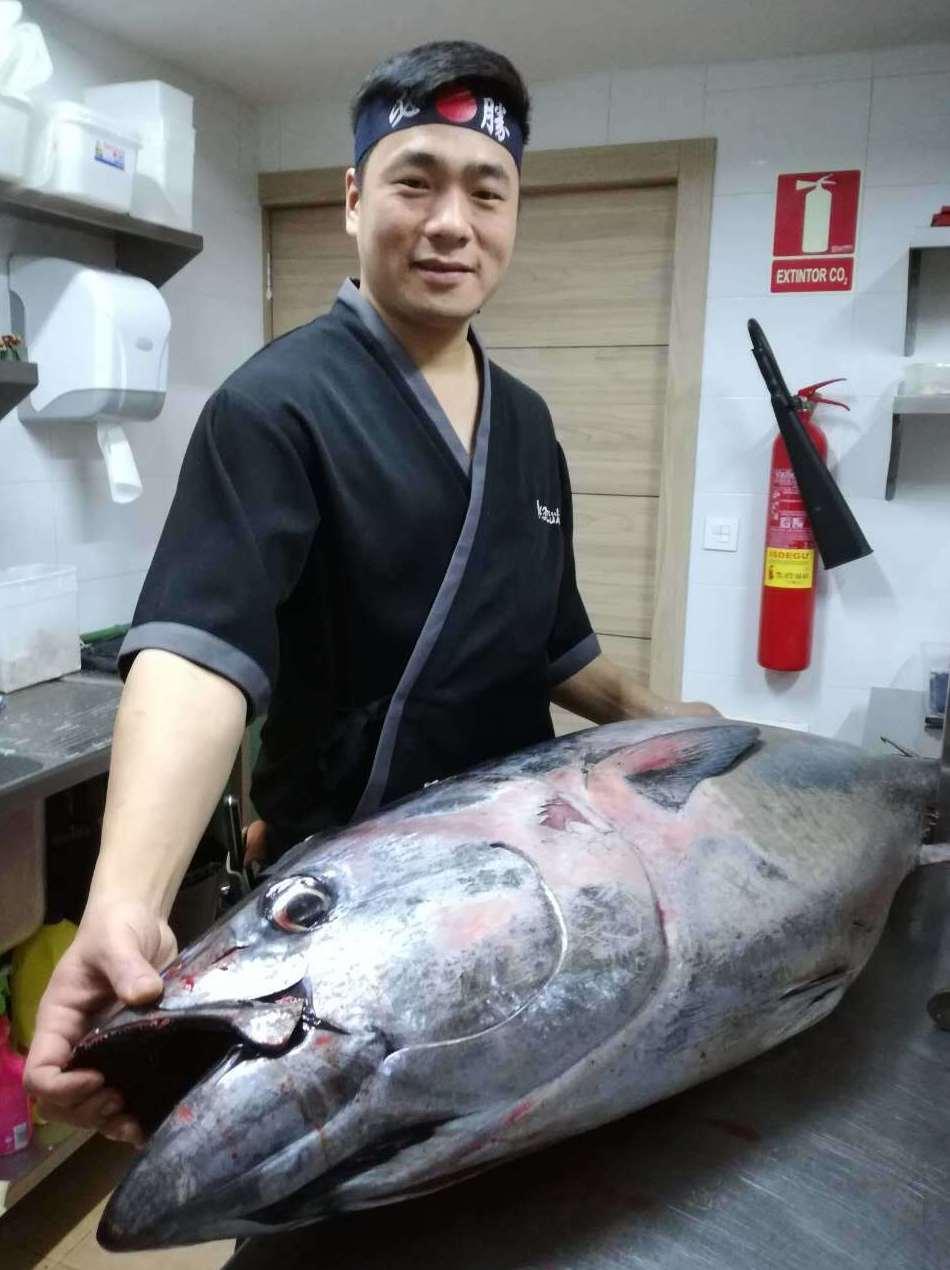 Foto 25 de Cocina japonesa en Fuengirola | Restaurante Teppanyaki Kazuki