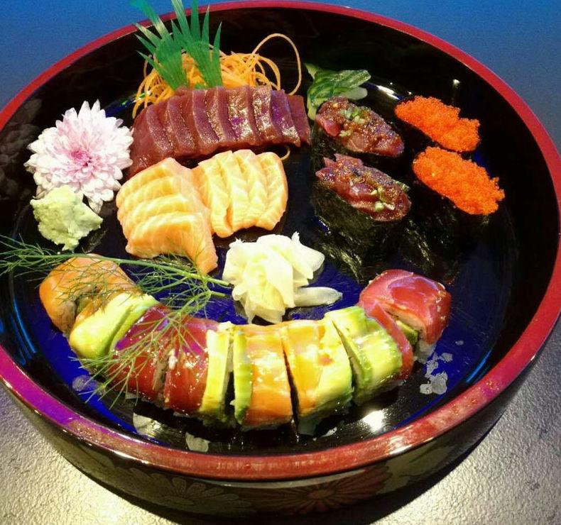 Saborea la cocina tradicional japonesa